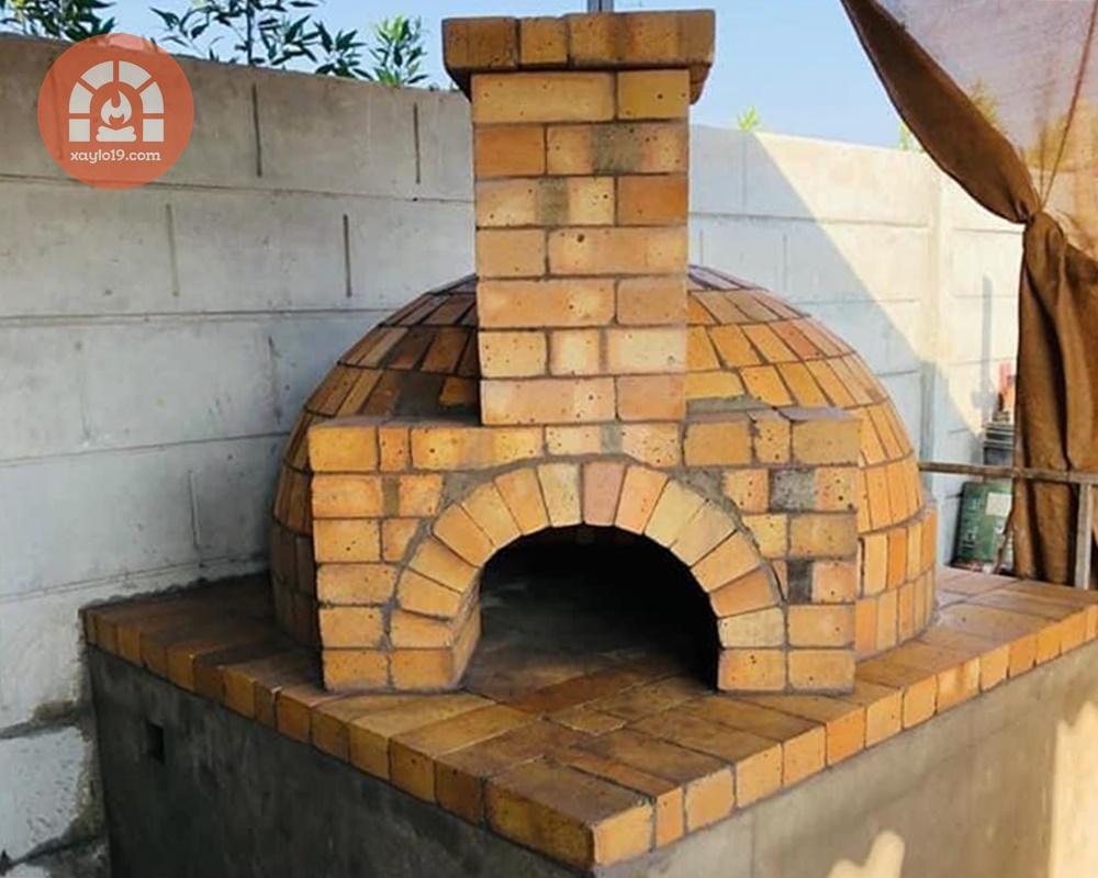 Dịch vụ Xây lò nướng bánh Pizza chuyên nghiệp – Trọn gói